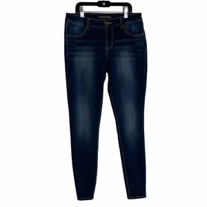 MAURICES woman's skinny jeans size M-R